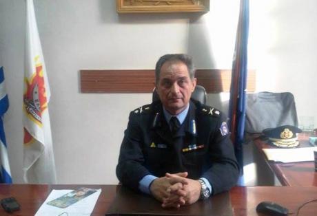 Ανέλαβε καθήκοντα ο Κωνσταντίνος Κυριακόπουλος ως νέος Περιφερειακός Διοικητής της Πυροσβεστικής