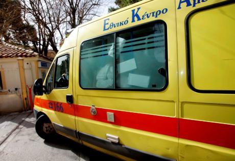 Πύργος: Τρεις τραυματίες σε τροχαίο στη διασταύρωση Λαμπετίου