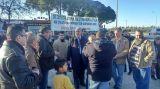 Αδιέξοδο στη συνάντηση των αγροτών της δυτικής Αχαΐας με τον Βαγγέλη Αποστόλου - Από αύριο παρατάσσουν τα τρακτέρ στην Πατρών - Πύργου