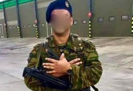Νέο περιστατικό με στρατιώτη, που σχημάτισε τον Αλβανικό αετό