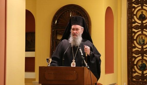 Άρθρο του Μητροπολίτη Ναυπάκτου για τον όρο «Εκκλησίες»
