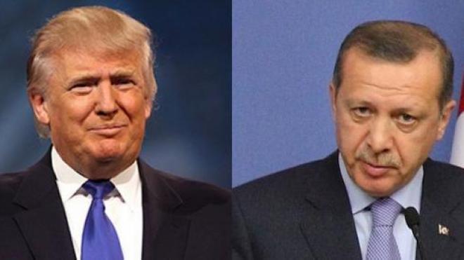 Τι απαίτησε ο Ερντογάν από τον Τραμπ - Που συμφώνησαν οι δύο ηγέτες