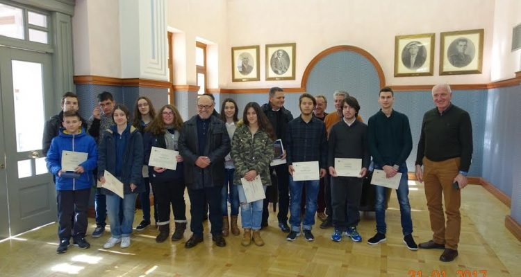 Ναύπακτος: Βραβεύσεις μαθητών Γυμνασίων και Λυκείων