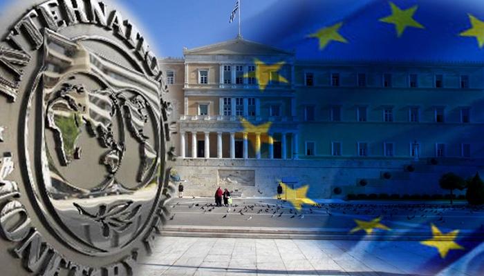 Bloomberg: Το ΔΝΤ πρέπει να διαγράψει το ελληνικό χρέος και να αποχωρήσει