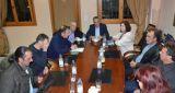 Ναύπακτος: Συνάντηση ΕΚΝΔ με τον Υπουργό Εσωτερικών