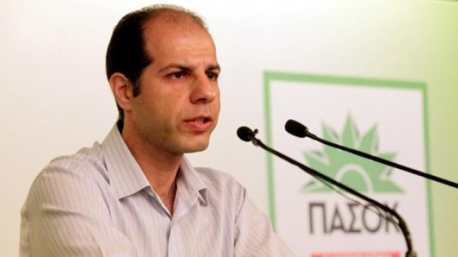 Στην Πάτρα σήμερα ο γραμματέας του ΠΑΣΟΚ για την κοπή πίτας της οργάνωσης Αχαϊας