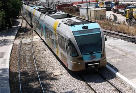 Πάτρα: Πρόβλημα σε τρένο του προαστιακού - Βλάβη στα φρένα
