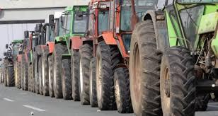 Αχαϊα: Μπλόκα στην Εθνική και αποκλεισμοί σε ΔΕΗ και τράπεζες σήμερα από τους αγρότες