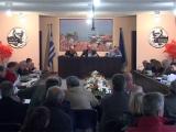 Ναύπακτος: Συνεδριάζει το Δημοτικό Συμβούλιο