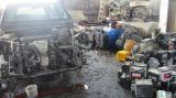 """Πάτρα: Βρέθηκαν 182 κλεμμένοι κινητήρες και 68 """"εγκέφαλοι"""" οχημάτων σε επιχείρηση"""