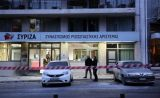 Μολότοφ κατά ΣΥΡΙΖΑ: Δεκάδες προσαγωγές, 7 συλλήψεις, κανένας δράστης