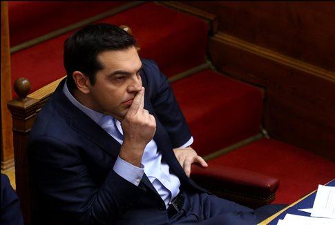 Απάντηση Τσίπρα για Eurogroup στον Λεβέντη με το βλέμμα στον Μητσοτάκη