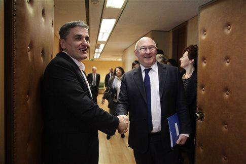 Συνάντηση Τσακαλώτου και Σαπέν με φόντο το κλείσιμο της αξιολόγησης