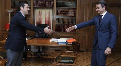Ο Μητσοτάκης έχασε την Paris και ο Τσίπρας την ΕΛΣΤΑΤ