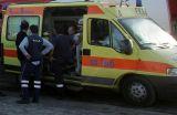 Πατρών-Κορίνθου: Σφοδρή σύγκρουση μοτοσικλέτας με ΙΧ - Δύο τραυματίες (ΦΩΤΟ)