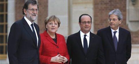 Οι «ισχυροί» στις Βερσαλλίες αποφάσισαν Ευρώπη πολλών ταχυτήτων