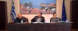 Ναύπακτος: Ο Θ. Κοτρωνιάς νέος πρόεδρος του Δημοτικού Συμβουλίου