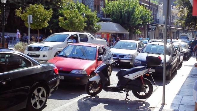 Όλο το σχέδιο για το κυκλοφοριακό της Ναυπάκτου
