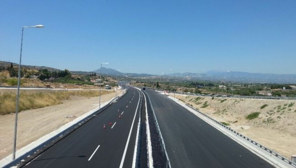 Ολυμπία Οδός: Αίτημα για επταήμερη παράταση για την ολοκλήρωση του Κόρινθος-Πάτρα