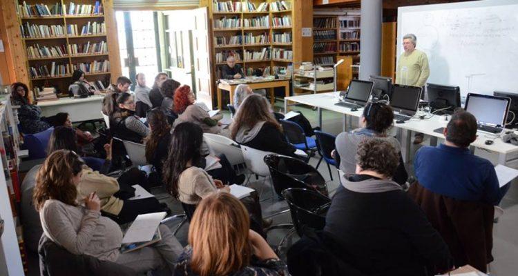 Ναύπακτος: Με επιτυχία το Σεμινάριο Σεναριογραφίας στη Βιβλιοθήκη