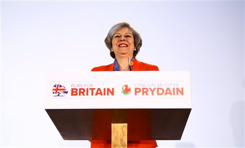 Περιοδεία στο Ηνωμένο Βασίλειο ξεκινά η Τερέζα Μέι για το Brexit