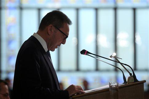 Στουρνάρας: Κλείσιμο αξιολόγησης για επανεκκίνηση της οικονομίας