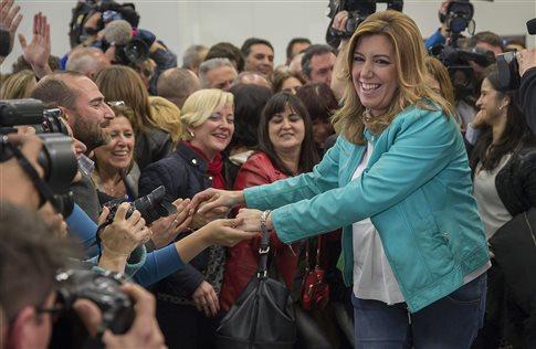 Τρεις στην αρένα για την ηγεσία των Ισπανών σοσιαλιστών