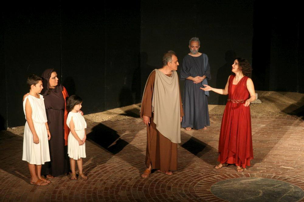 Μεγάλη η συμμετοχή στη... δράση θεάτρου από το Δήμο Ναυπακτίας