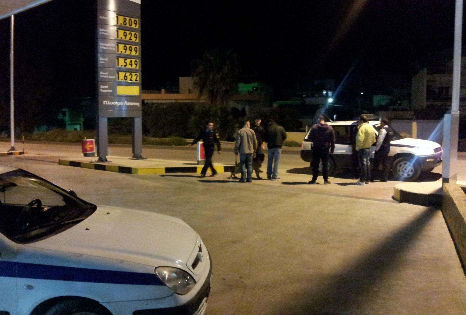 Πάτρα: Ληστεία σε βενζινάδικο από γυναίκα κουκουλοφόρο