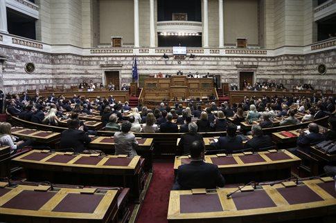 Η Βουλή αποφασίζει Προανακριτική για τον Γιάννο Παπαντωνίου