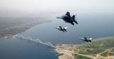 Γιατί πέταξαν μαχητικά αεροσκάφη πάνω από την Ναυπακία;