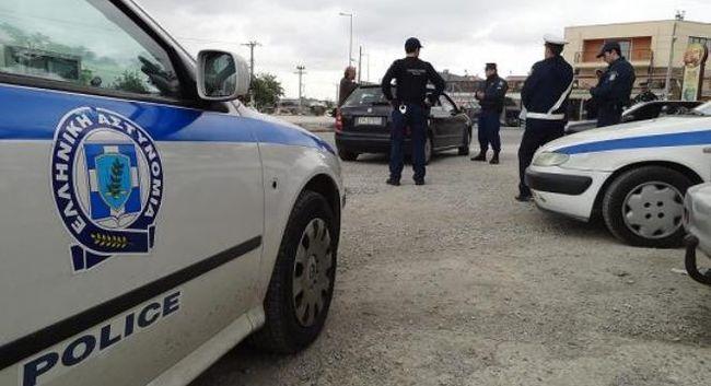 Πάτρα: Αστυνομική επιχείρηση σε καταυλισμούς Ρομά σε Χάραδρο και Πλατάνι