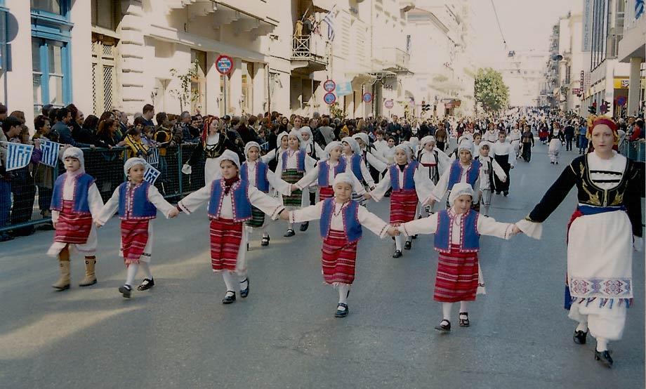 Πάτρα: Δείτε όλη την παρέλαση για τον εορτασμό της 25ης Μαρτίου