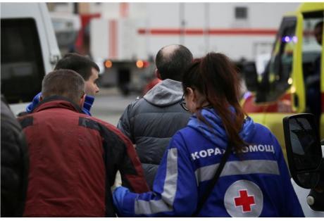 Έκλεισε σταθμός του μετρό της Αγίας Πετρούπολης - Προειδοποίηση για βόμβα