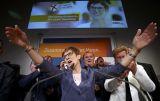 Eπιβλητική νίκη του κόμματος της Μέρκελ στο κρατίδιο του Ζάαρ