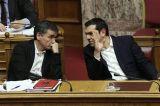 Η διαφωνία Τσίπρα - Τσακαλώτου μπλόκαρε τη διαπραγμάτευση