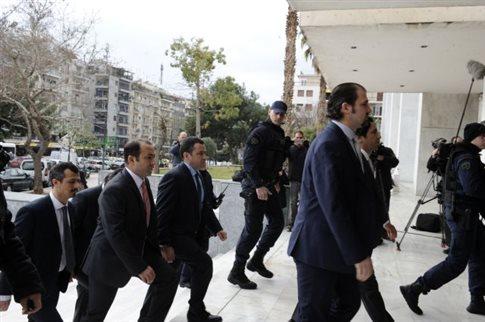 Στο Συμβούλιο Εφετών οι τούρκοι στρατιωτικοί μετά το νέο αίτημα έκδοσης