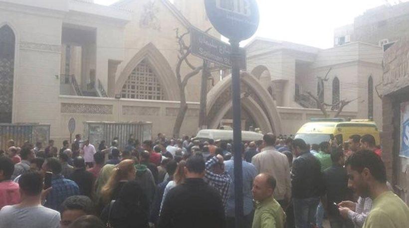 Ματωμένη Κυριακή των Βαΐων στην Αίγυπτο: Δύο βόμβες σε εκκλησίες - Πάνω από 38 νεκροί