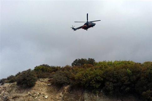Κηδεύονται οι τέσσερις στρατιωτικοί που επέβαιναν στο μοιραίο ελικόπτερο