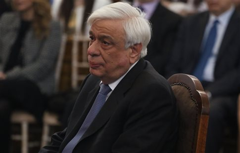 Παυλόπουλος από Δίβρη: Ακομη και στις πιο δύσκολες ώρες οι Έλληνες τα δίνουν όλα