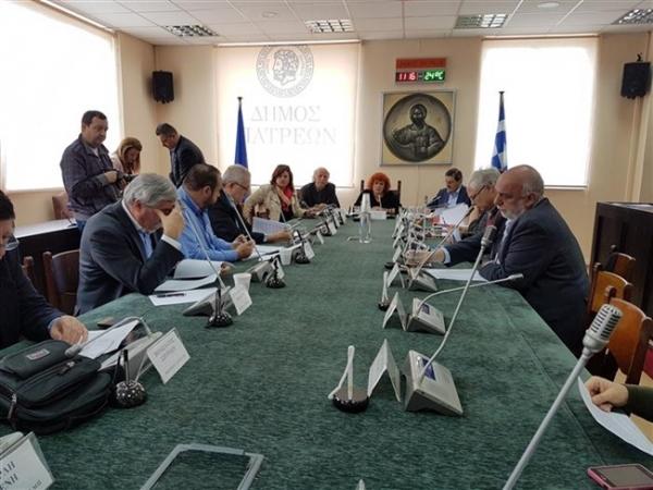 Πάτρα: Περιμετρική διέλευση του τρένου ζητά ο δήμος από το υπουργείο