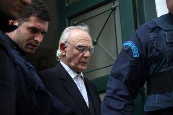Πληροφορίες για αποφυλάκιση Τσοχατζόπουλου