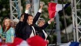 Γαλλικές Εκλογές: Σαρωτική νίκη Μακρόν