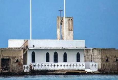 Πάτρα: Πανηγυρίζει σήμερα και αύριο το εκκλησάκι στον κυματοθραύστη