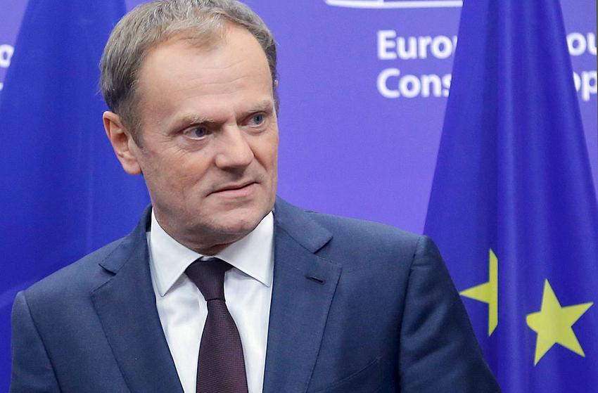 Διαπραγματεύσεις για το Brexit: συζήτηση με Τουσκ