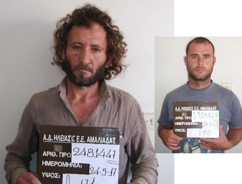 Αυτοί είναι οι δύο κατηγορούμενοι για πορνογραφία ανηλίκων στην Ηλεία (ΦΩΤΟ)