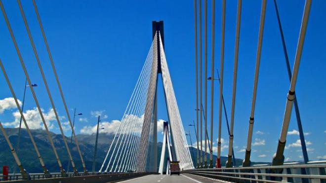 Κυκλοφοριακές ρυθμίσεις στη Γέφυρα «Χαρίλαος Τρικούπης» στην πλευρά του Αντιρρίου