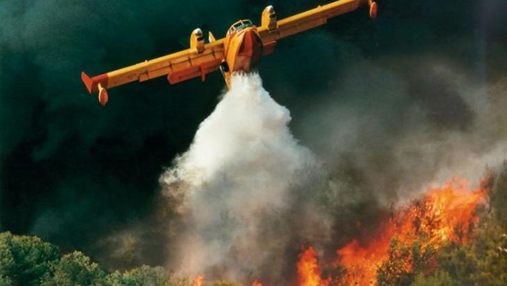 Πυρκαγιά στον Αγ. Γεώργιο Μεσολογγίου
