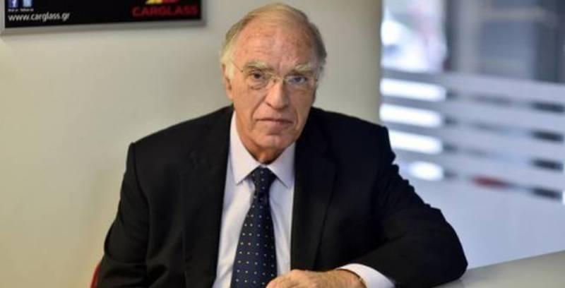 Ξανά στην Πάτρα ο Β. Λεβέντης - Επενδύει εκλογικά στο νομό