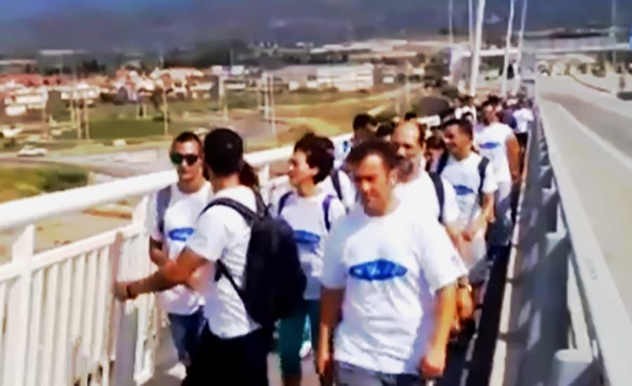 ΟΚΑΝΑ: Για 18η χρονιά έστησαν «Γέφυρα Ζωής»